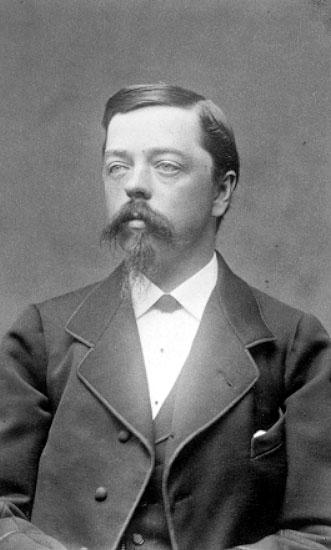 Johan Gustaf Lagerlöf (1854-1912) var 1882-1884 disponent vid tobaksfabriken i Långbanshyttan.  Han tog efter det arbete som bokhållare vid Lidboms tobaksfabrik i Lidköping. Ägaren var Conrad Lidbom.