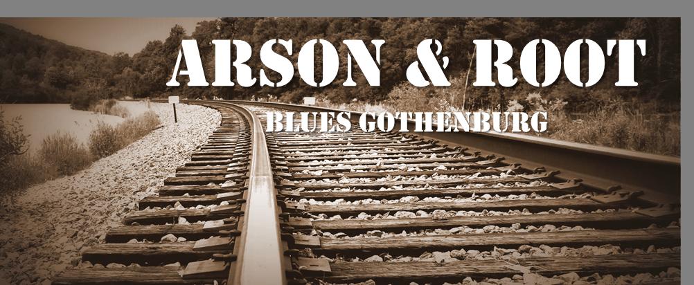 järnväg Arsonroot
