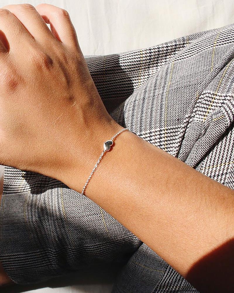 Loving-Heart-medium-single-bracelet-1