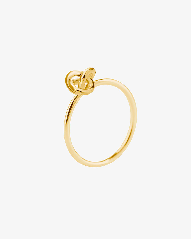 le-knot-drop-ring-gold