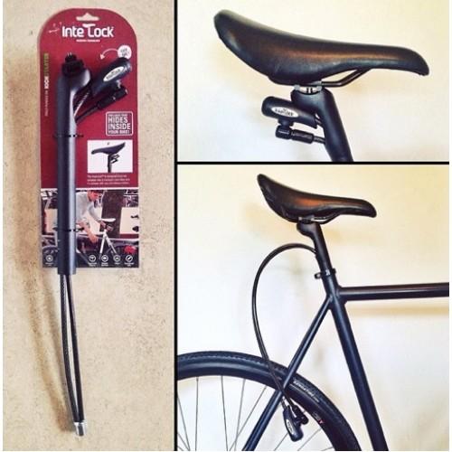 Interlock cykellås