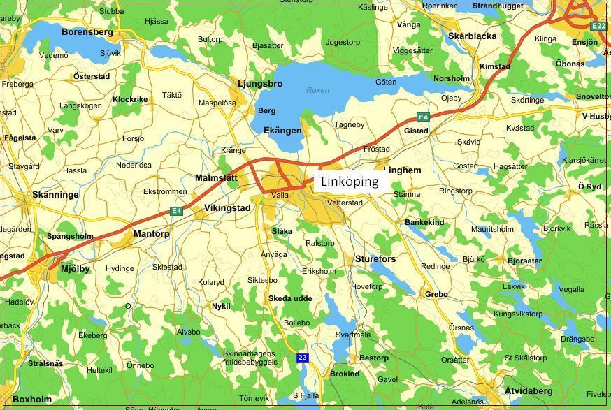 östergötland karta Veterinärpraktik i Östergötland | Kontakta oss på Gårdsveterinärerna östergötland karta
