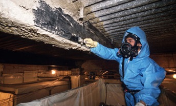 Luftrenare asbest