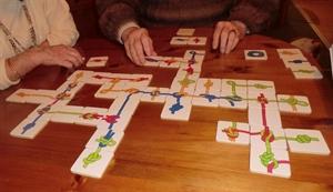 Knop domino