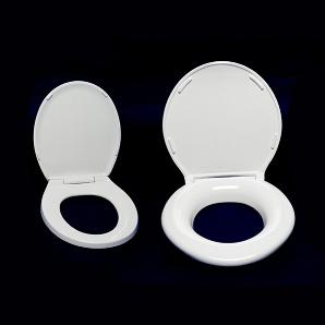 Toalettsits för hög brukarvikt -