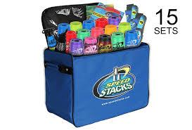 Sport pack 15 set, mattor och timers - Sport pack 15 sets