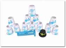 Speed Stacks koppar - Pro Series 2 White/Blue William Orrell