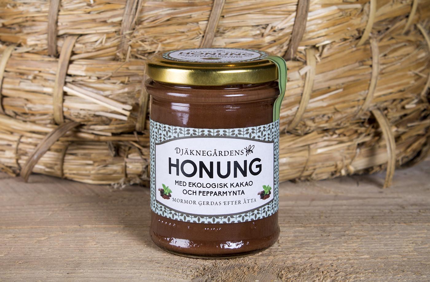 honung med smak