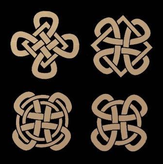 Celtic Cirkle - Schablon