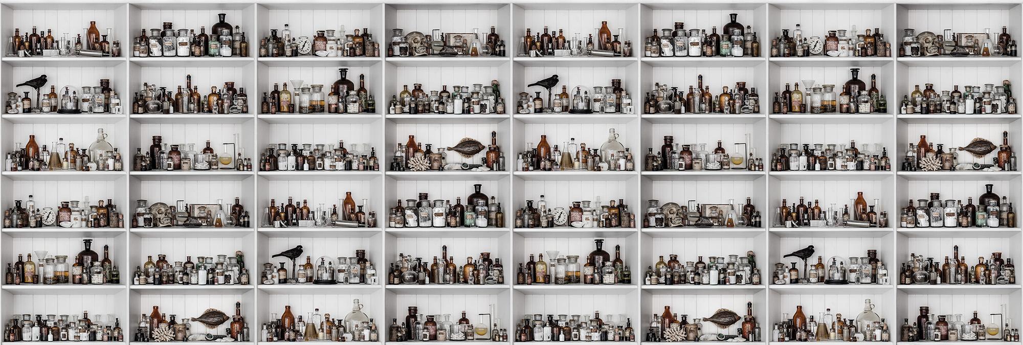 Cabinet of Curios RAW