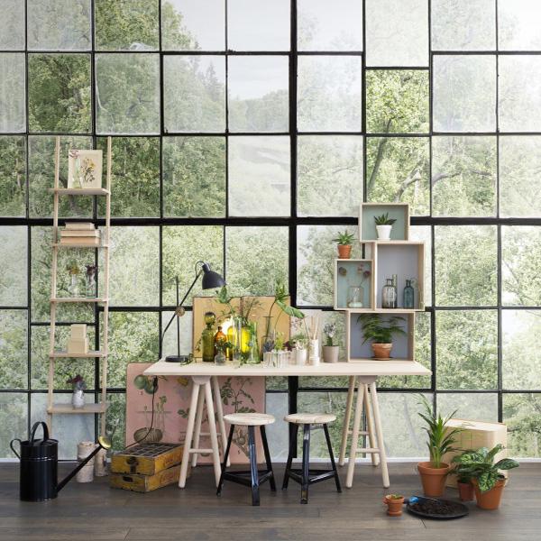 Factory Window