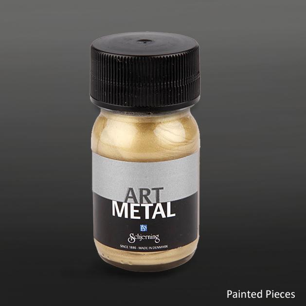 Art Metal ljusguld 30 ml