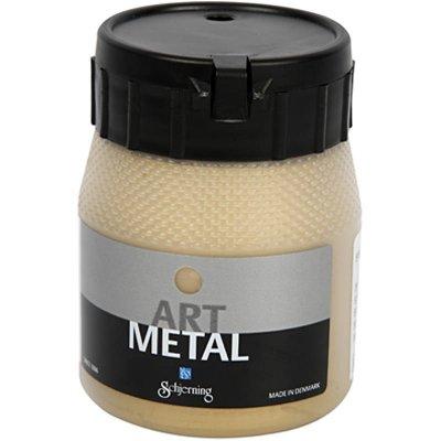 Art Metal ljusguld 250 ml