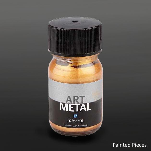Art Metal Mellanguld 30 ml