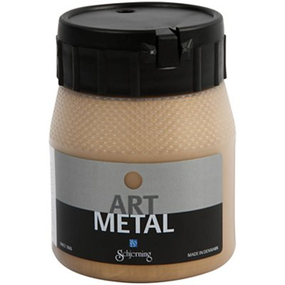 Art Metal Mellanguld 250 ml