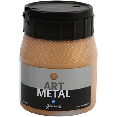 Artmetal Mörkguld 250 ml