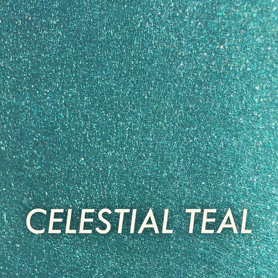 Celestial Teal