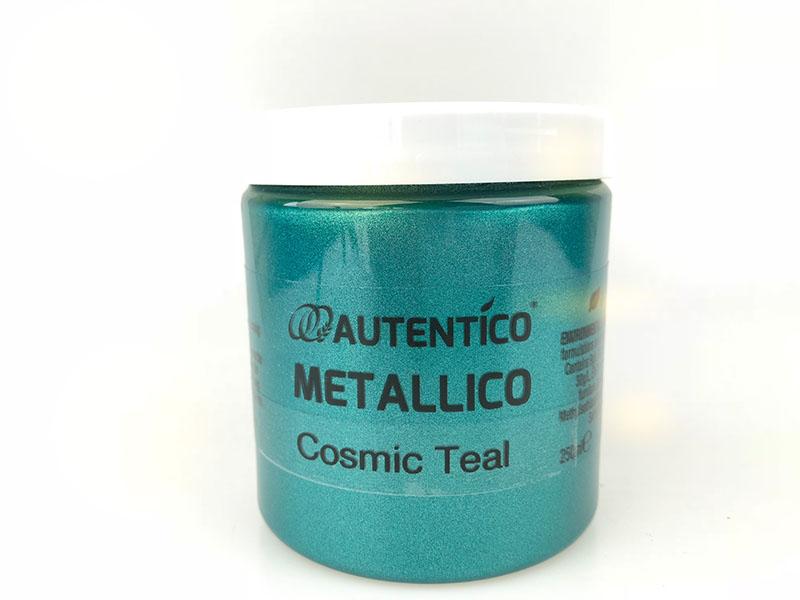 Cosmic Teal