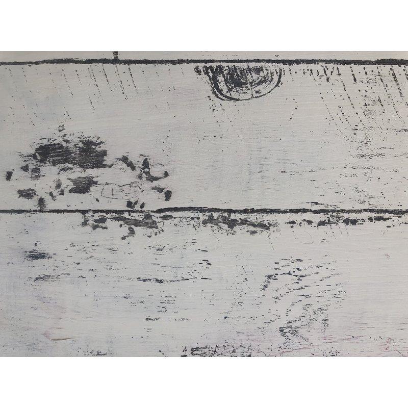 Chippy Paint + Barnwood Planks