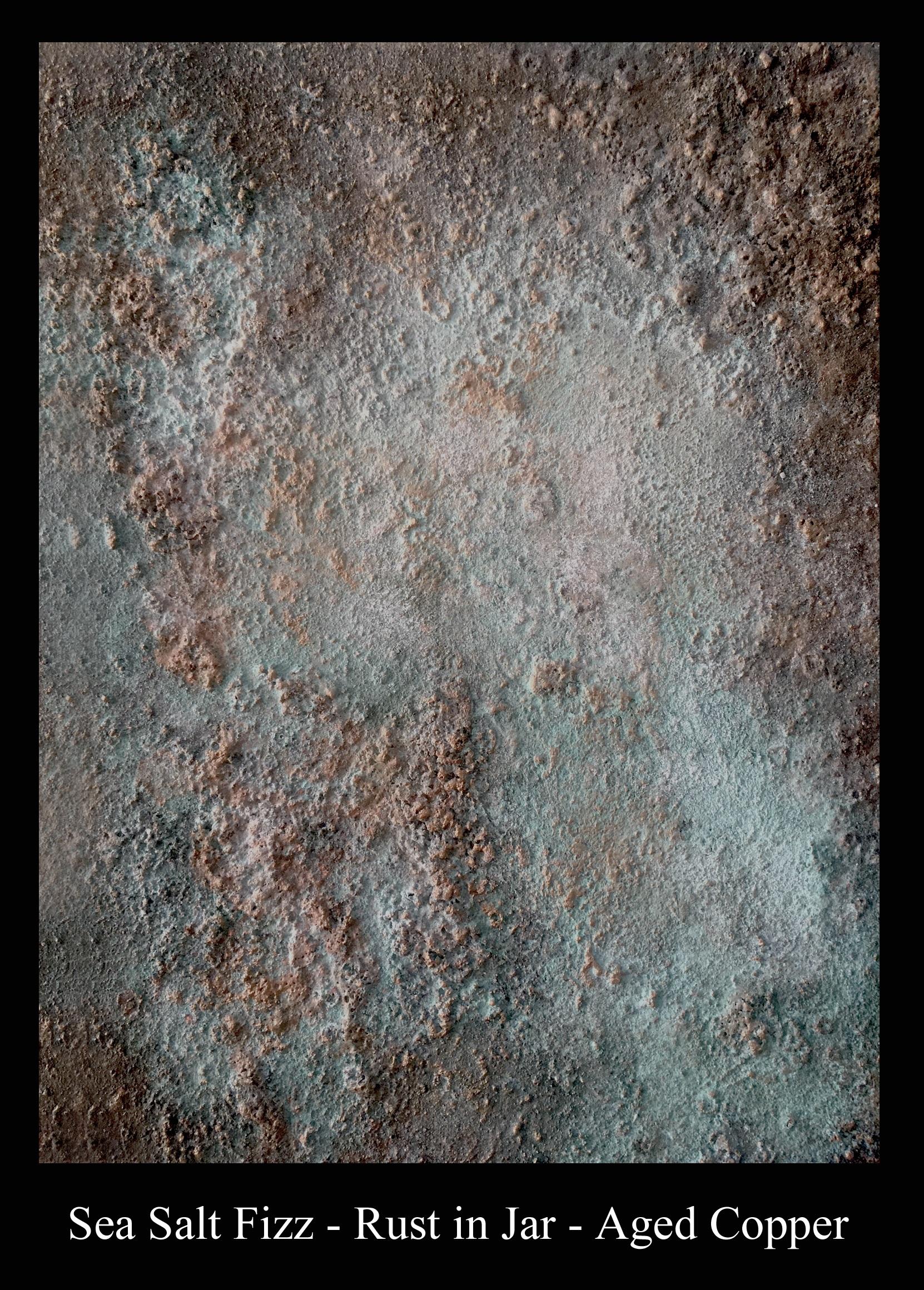 Aged Copper  & Sea Salt Fizz