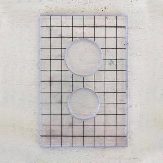 Akrylblock möbelknopp - Storlek 15.5 x 10 cm