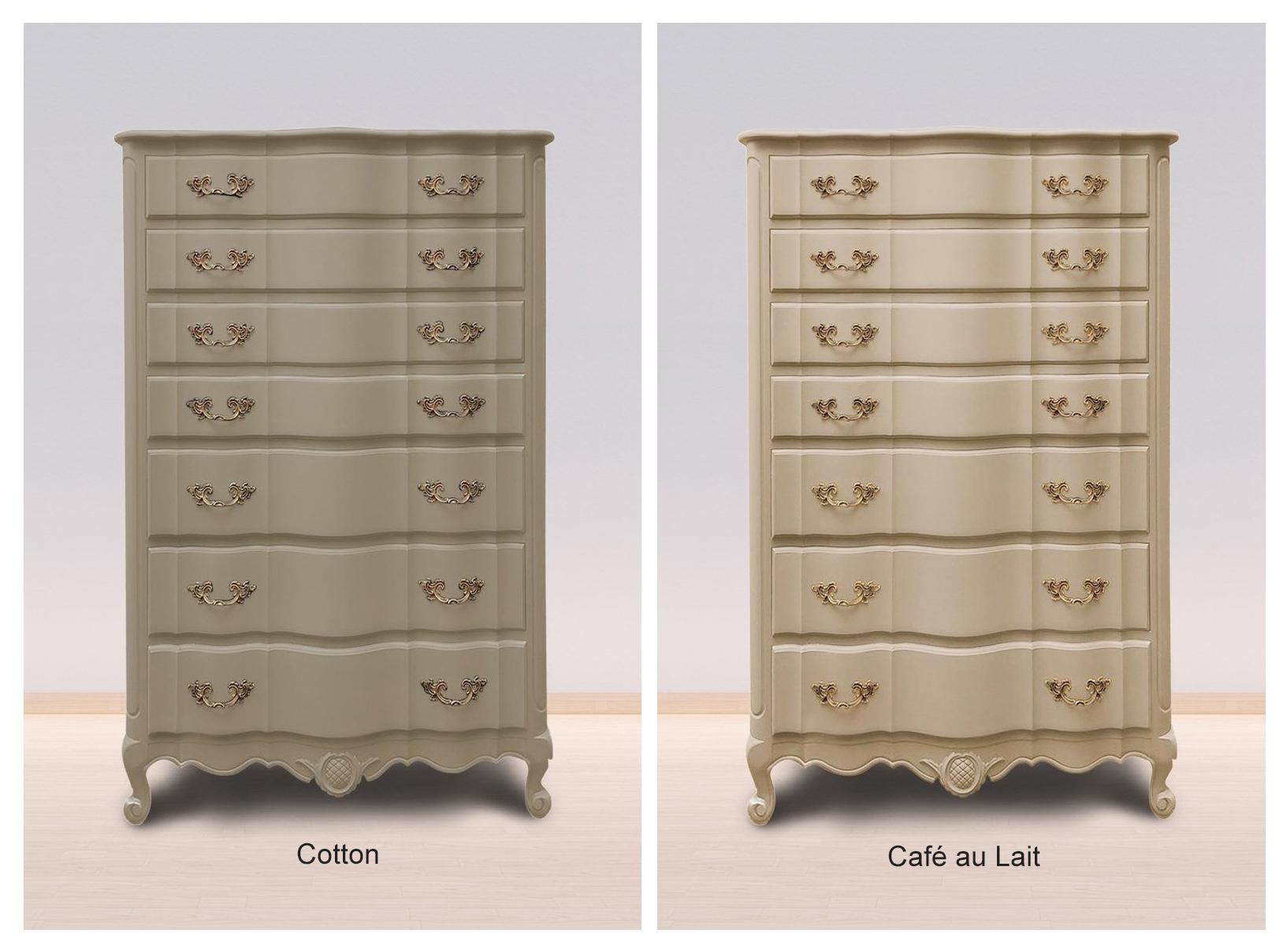 Cotton & Cafe au Lait