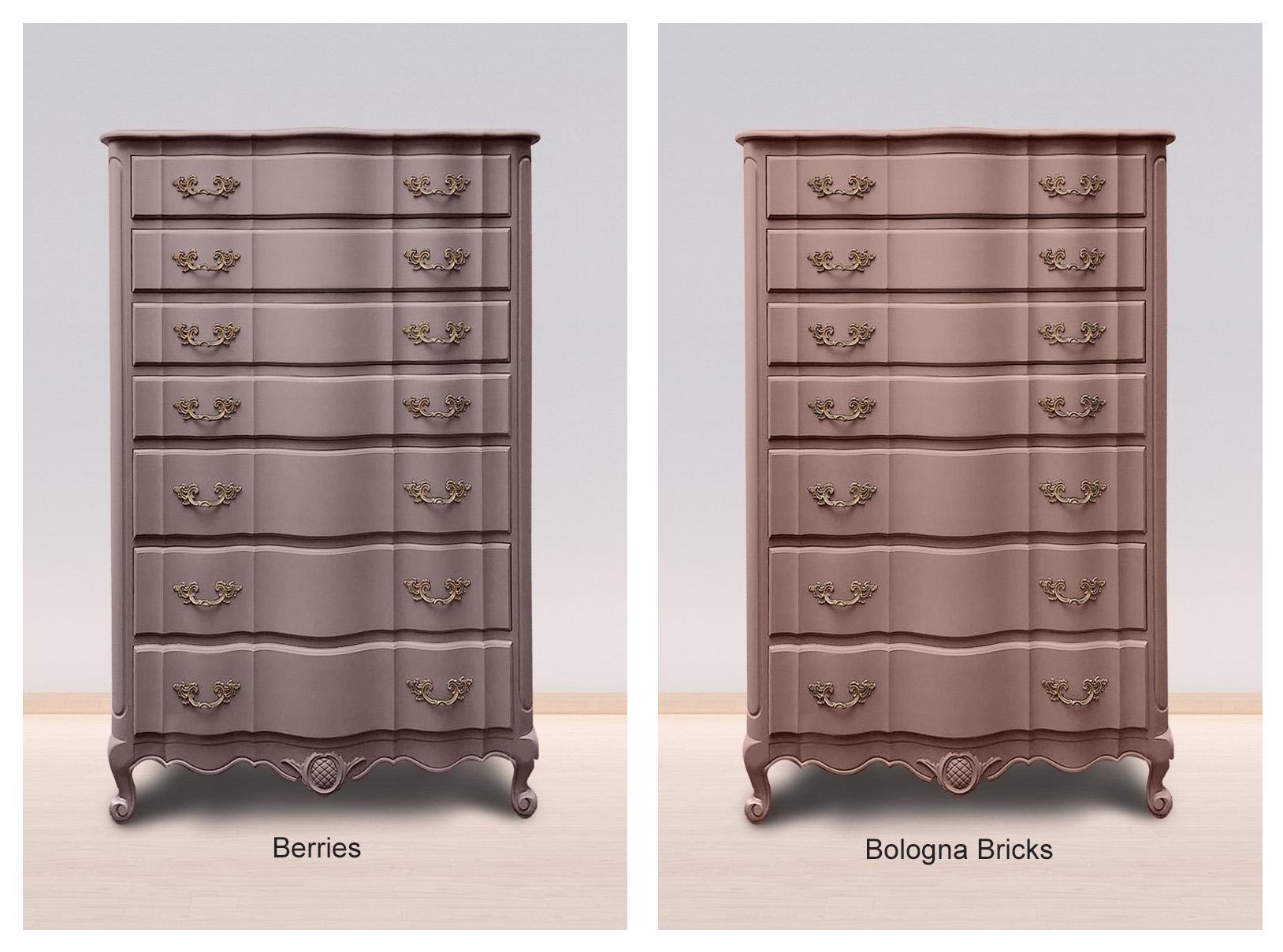 Berries & Bologna Bricks