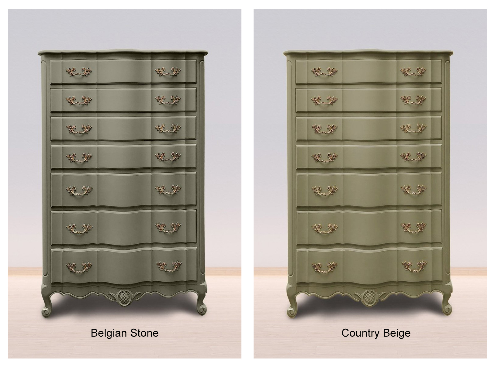 Belgian Stone & Country Beige