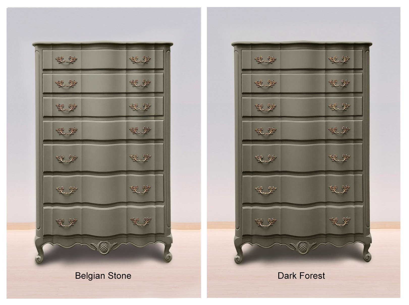 Belgian Stone & Dark Forest