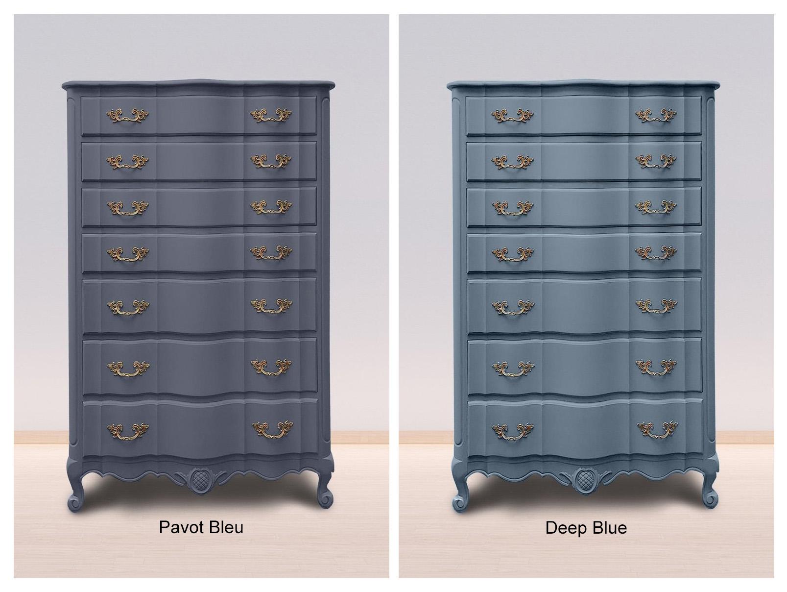 Pavot Bleu & Deep