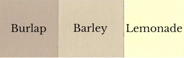 1 del Lemonade + 1 del Burlap = Barley