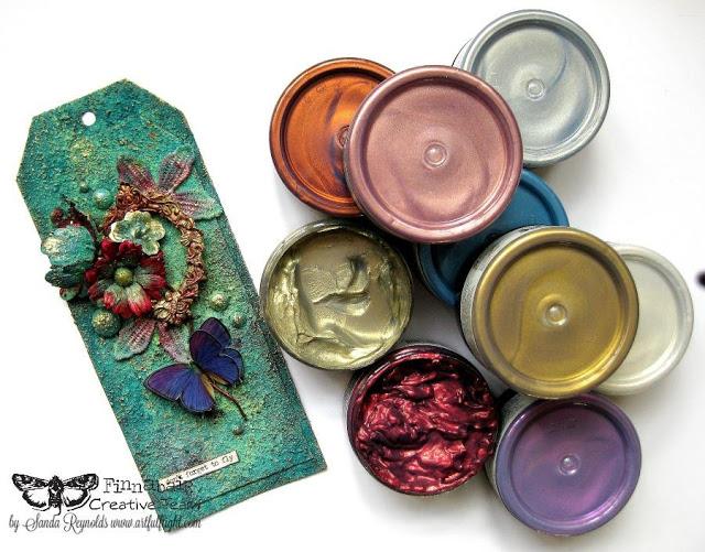 Art Extravagance Icing Pastes