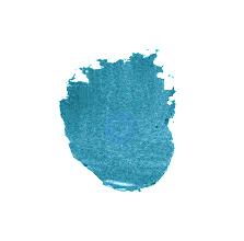 Art Alchemy Metallique Wax Blue Lagoon
