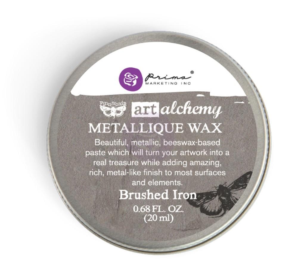 Art Alchemy Metallique Brushed Iron