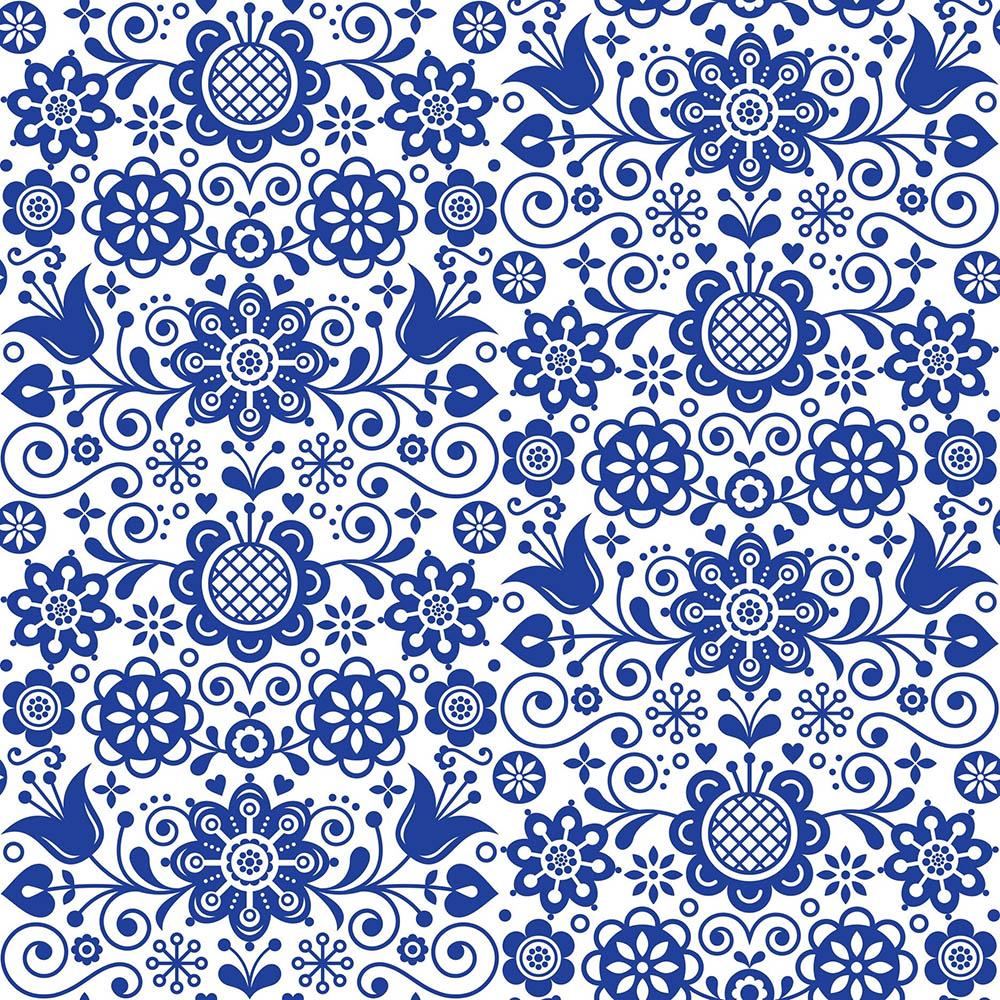 Belles & Whistles -BLUE GRASS ORNATE