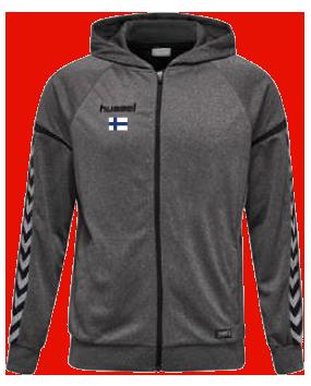 FIN Zipper Front 2017