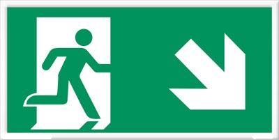 Trappa-ner-höger