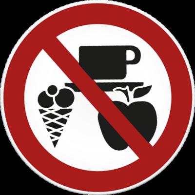 Förtäring-förbjuden