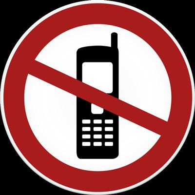 Mobil-förbjuden