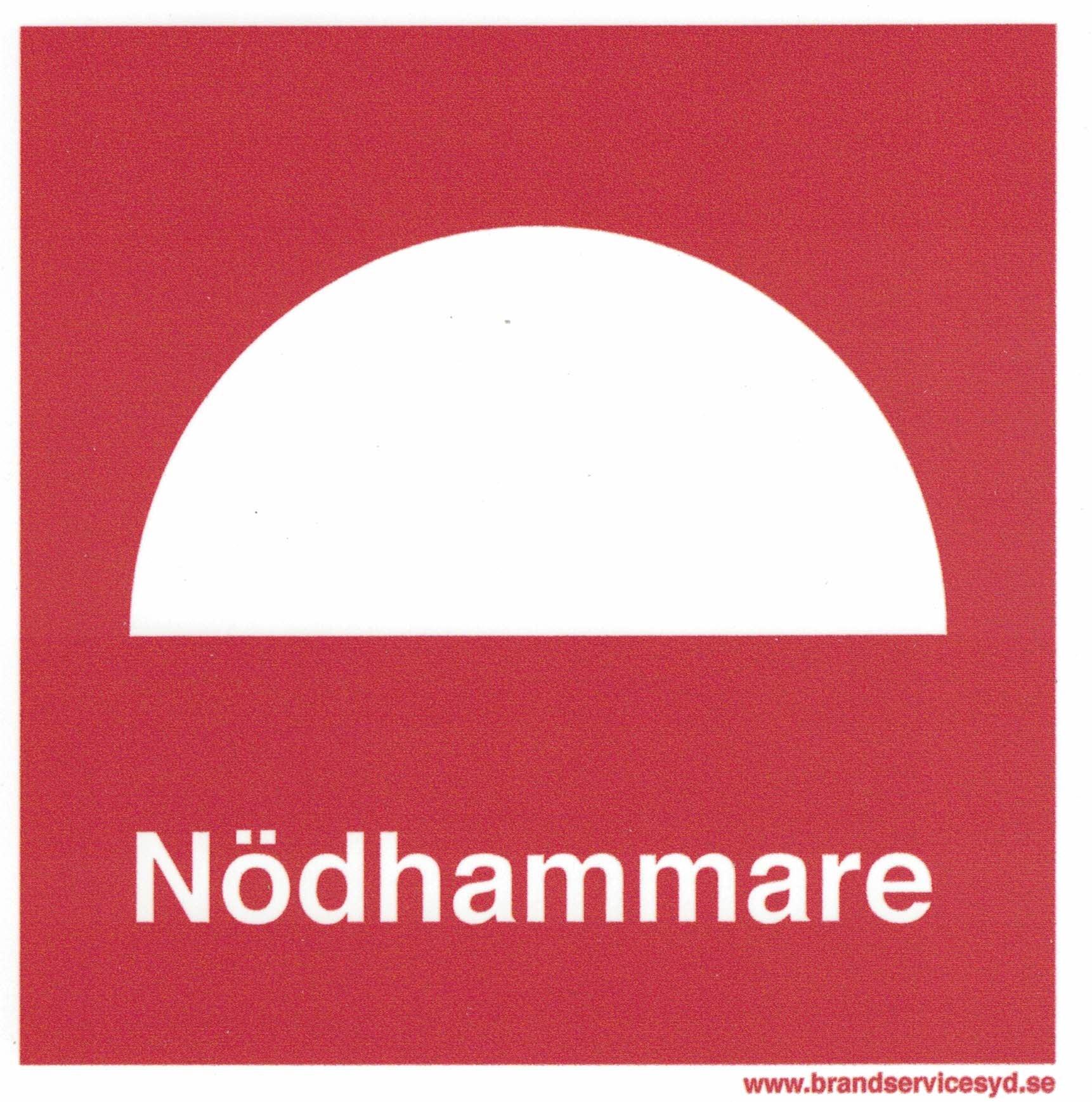 Nödhammare 20180819