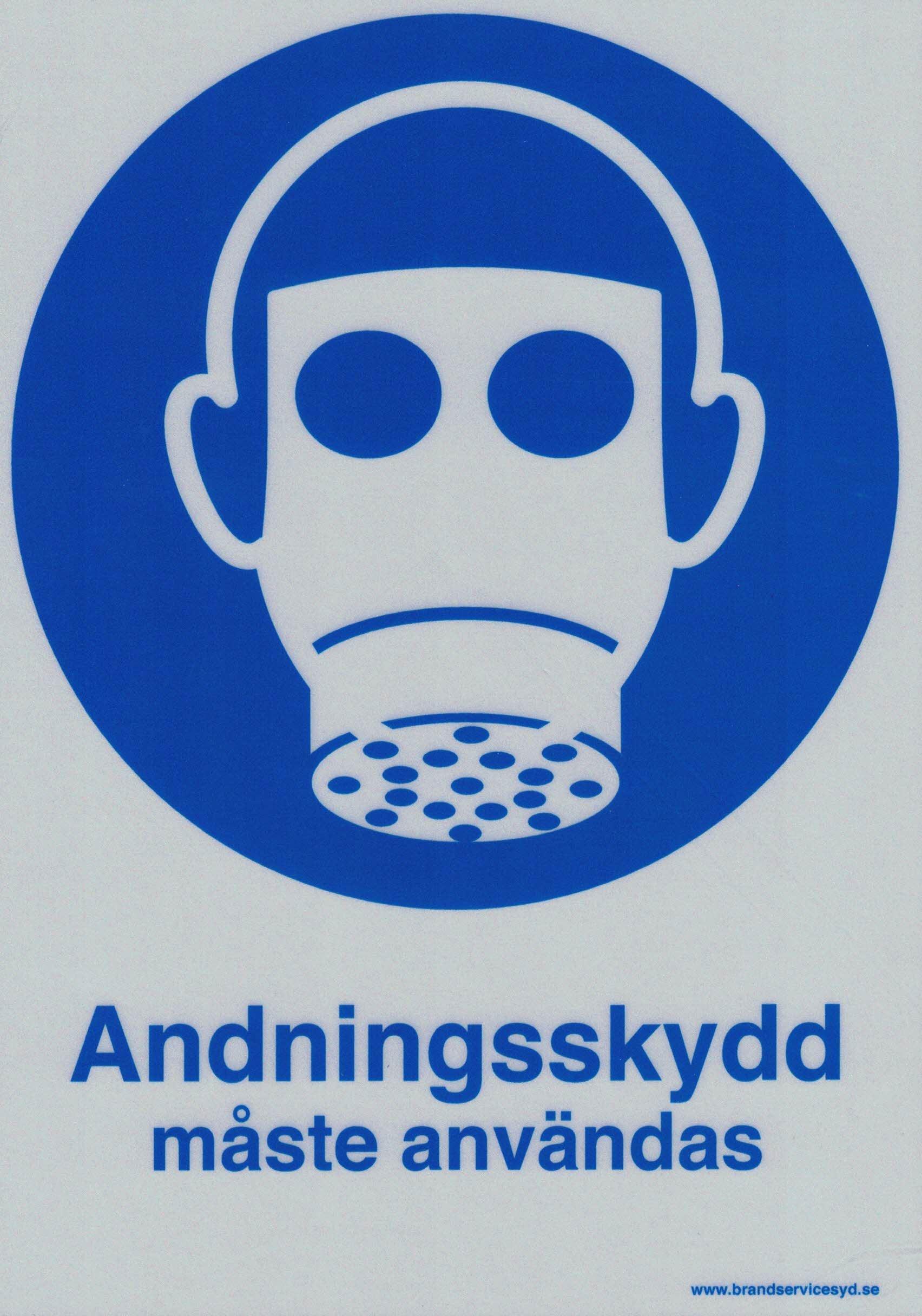 Andningsskydd  A5  20180820