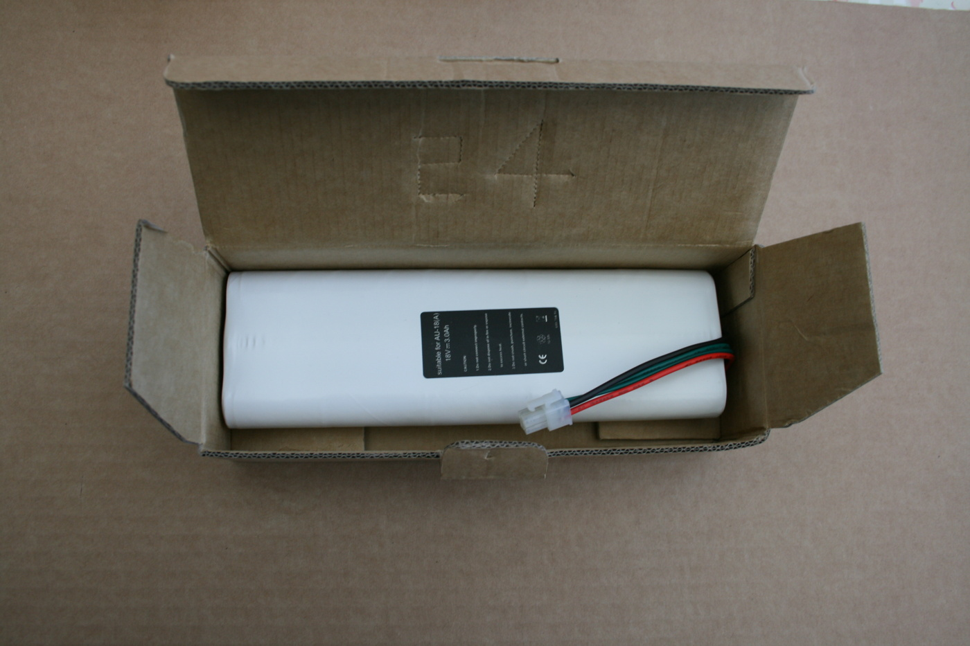 Automower batteri 021