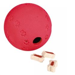 Snacksboll gummi labyrint 7,5 cm  - Snacksboll gummi labyrint 7,5 cm