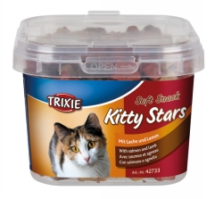 Soft Snack Kitty Stars, 140 g  - Soft Snack Kitty Stars, 140 g