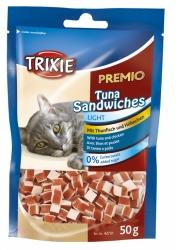 PREMIO Tuna Sandwiches, 50 g  - - smak av tonfisk och kyckling