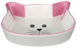 Keramikskål katt, 0.25 l/12 cm  - Keramikskål katt, 0.25 l/12 cm
