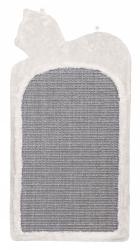 Klösmatta f vägg 36 × 70 cm, ljusgrå  - Klösmatta f vägg 36 × 70 cm, ljusgrå