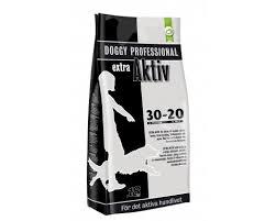 Doggy Professional Extra Aktiv 18 kg - Doggy extra aktiv