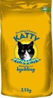 KATTY NYTTIGA BITARKYCKLING - KATTY NYTTIGA BITARKYCKLING 3,5kg