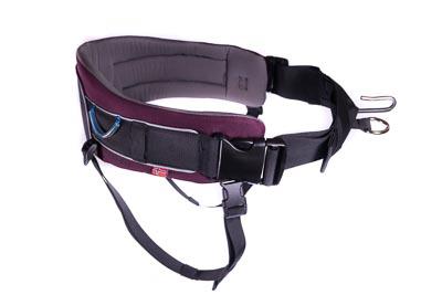 Trekking belt purple